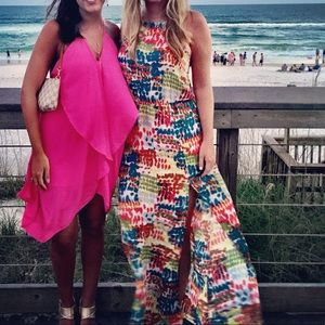 Gorgeous lovestich maxi dress